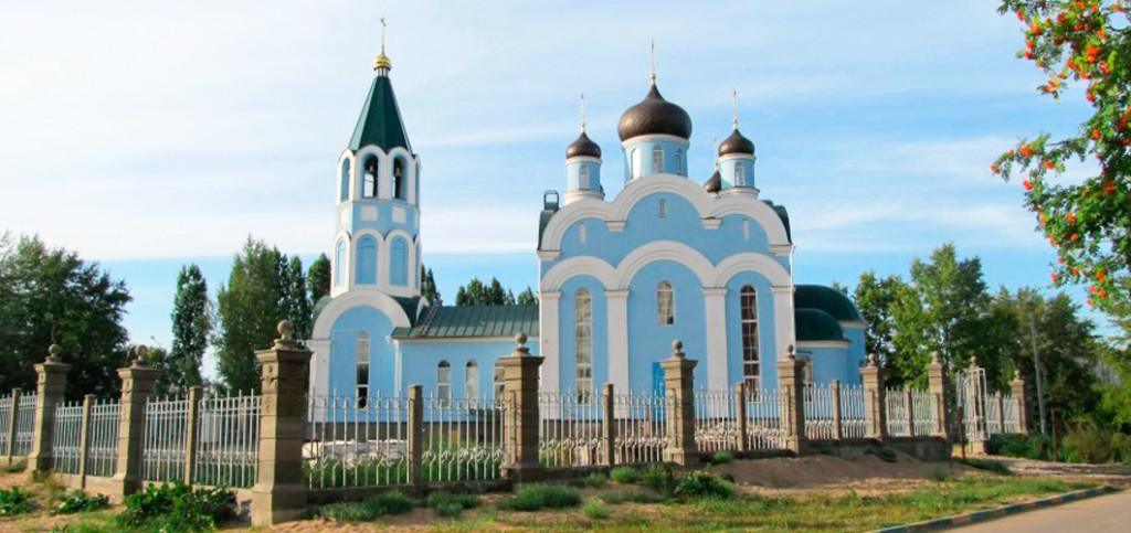 Церковь в честь иконы Божией Матери «Скоропослушница»