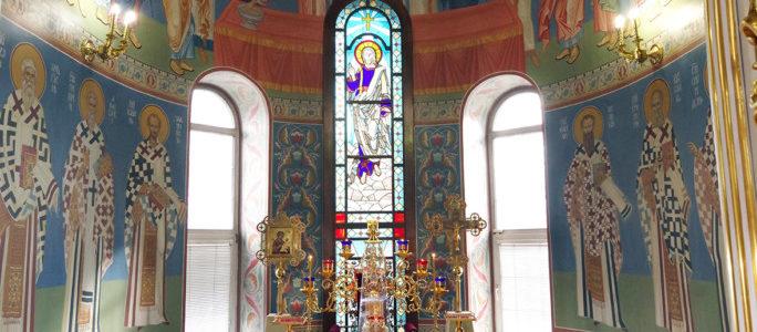 Таинство соборования будет совершено 18 апреля в храме в честь иконы Божией Матери «Скоропослушница»