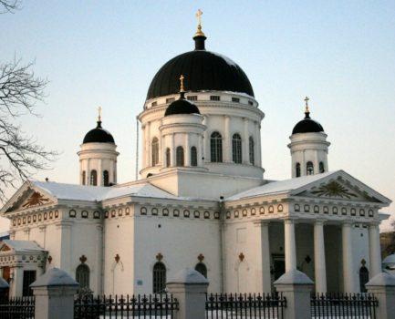 1 мая митрополит Нижегородский и Арзамасский Георгий совершит Крещальную литургию в Староярмарочном соборе