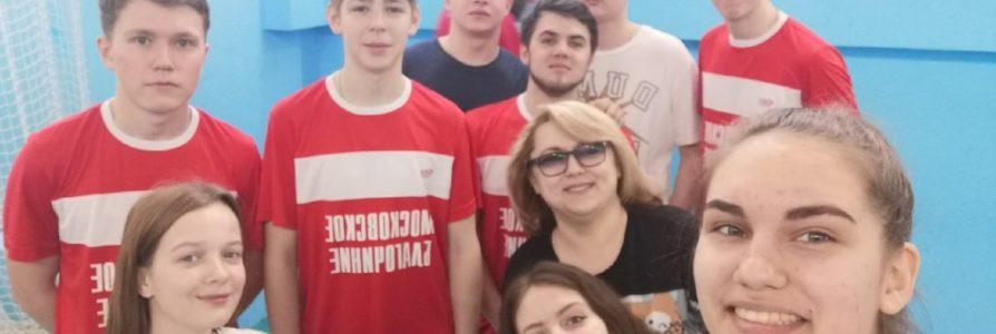 Команда Московского благочиния приняла участие в волейбольном турнире