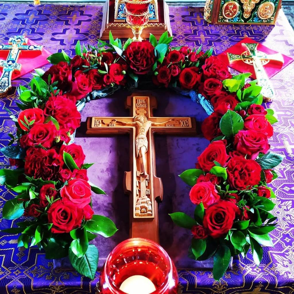 В двух храмах Московского благочиния был совершен крестный ход
