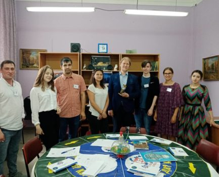 Команда Молодежного волонтёрского движения Московского благочиния приняла участие в серии игр «Что? Где? Когда?»