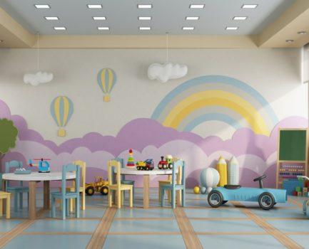 Требуется сторож в детский сад