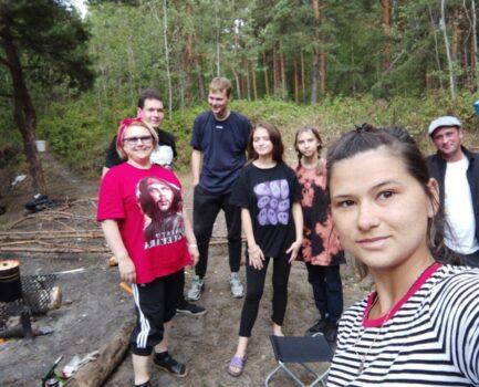 Активисты Молодёжного волонтёрского движения Московского благочиния участвовали в традиционной экологическойэкспедиции